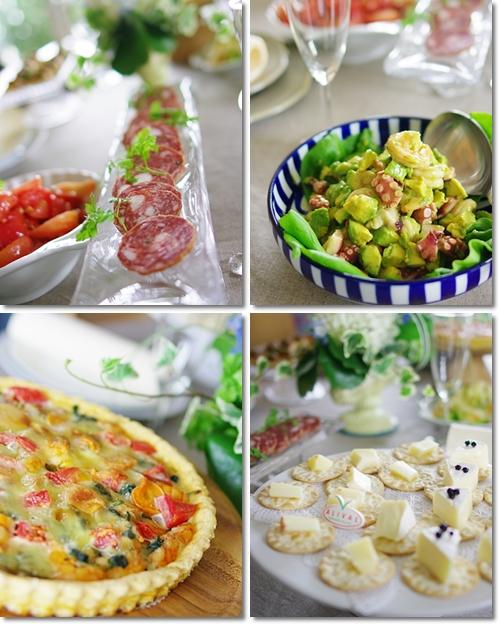 イタリアからおかえりなさい! Party♪_f0179404_6524110.jpg
