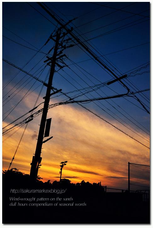 夕闇通り探検隊 №02 小焼けは見れず・・・。_f0235723_1931028.jpg