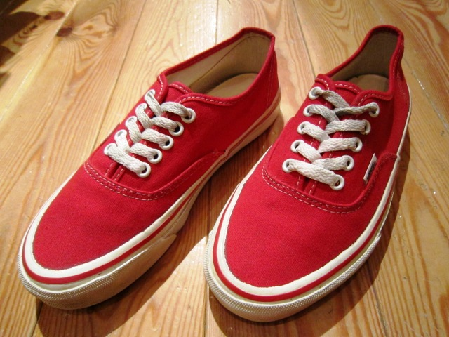 "Used ""VANS AUTHENTIC USA製\"" 更新!_f0191324_9104215.jpg"