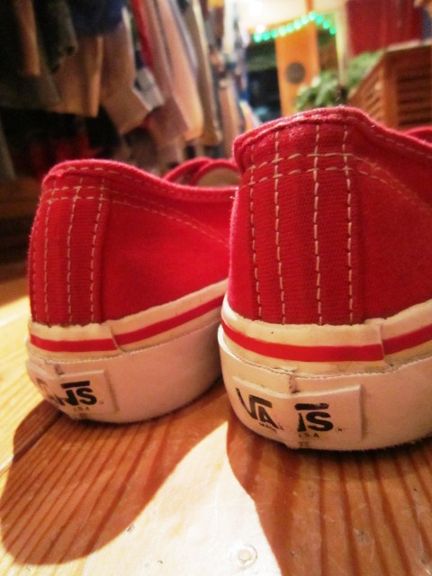 "Used ""VANS AUTHENTIC USA製\"" 更新!_f0191324_9105986.jpg"