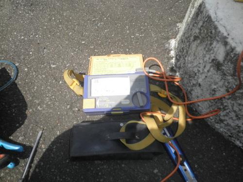 漏電修理_b0152079_22173481.jpg