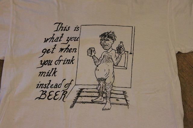 古着のTシャツって面白い♪_d0121303_16334598.jpg