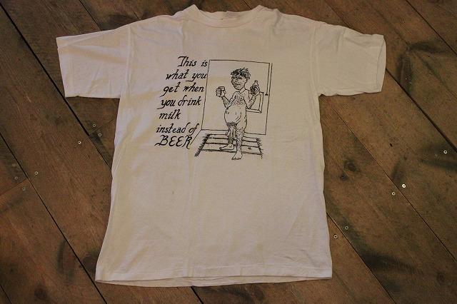 古着のTシャツって面白い♪_d0121303_16335432.jpg