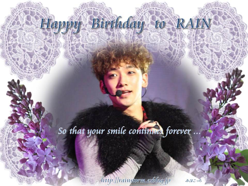 HAPPY BIRTHDAY★RAIN_c0047605_19453581.jpg