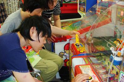 多気クリスタルタウンでゲーム☆_a0154110_15574026.jpg