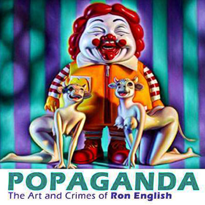 RON ENGLISH\'s FIRST ART SHOW IN JAPAN_c0083911_15582288.jpg