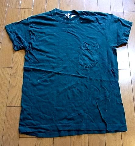 6/25(土)入荷商品!60'S BRENT ポケットTシャツ!_c0144020_14121093.jpg