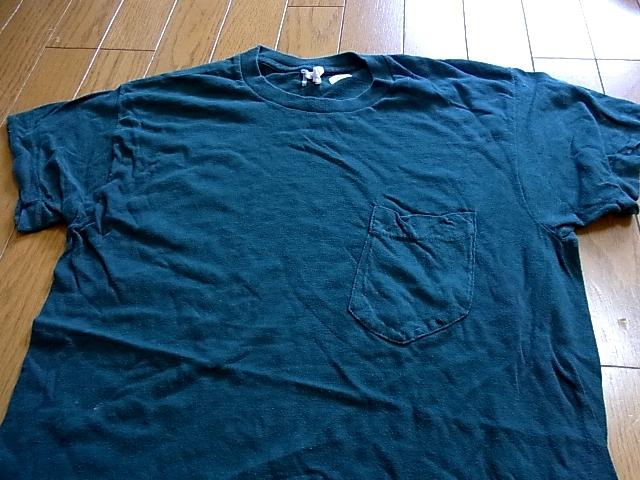 6/25(土)入荷商品!60'S BRENT ポケットTシャツ!_c0144020_14121253.jpg