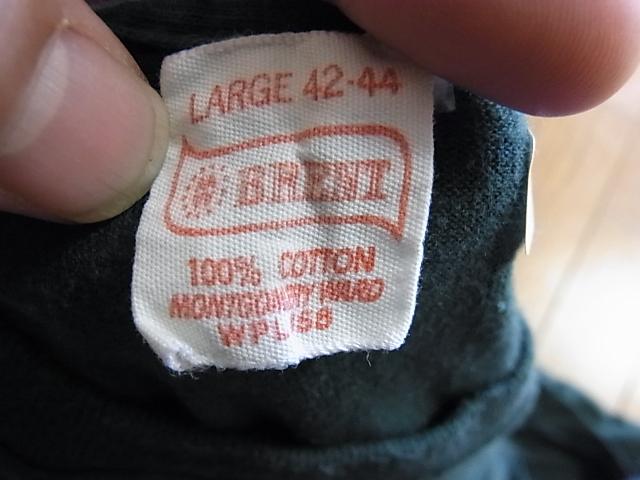 6/25(土)入荷商品!60'S BRENT ポケットTシャツ!_c0144020_14124382.jpg