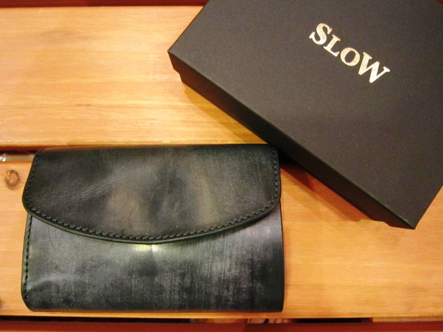 "SLOW ""bridle (3 hold wallet)\"" 入荷!_f0191324_8533769.jpg"