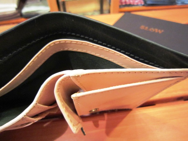 "SLOW ""bridle (3 hold wallet)\"" 入荷!_f0191324_8535228.jpg"