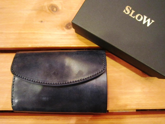 "SLOW ""bridle (3 hold wallet)\"" 入荷!_f0191324_8541082.jpg"