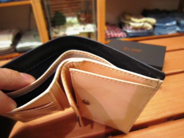 "SLOW ""bridle (3 hold wallet)\"" 入荷!_f0191324_8542786.jpg"
