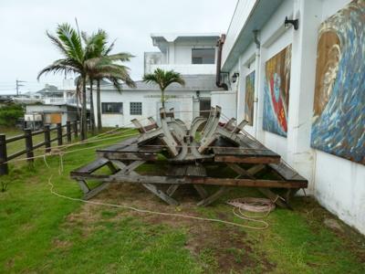 6月 24日 台風対策再び!_b0158746_16231643.jpg