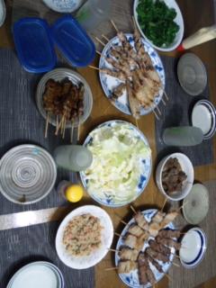 焼き鳥食べましたぁ_e0114246_23171318.jpg