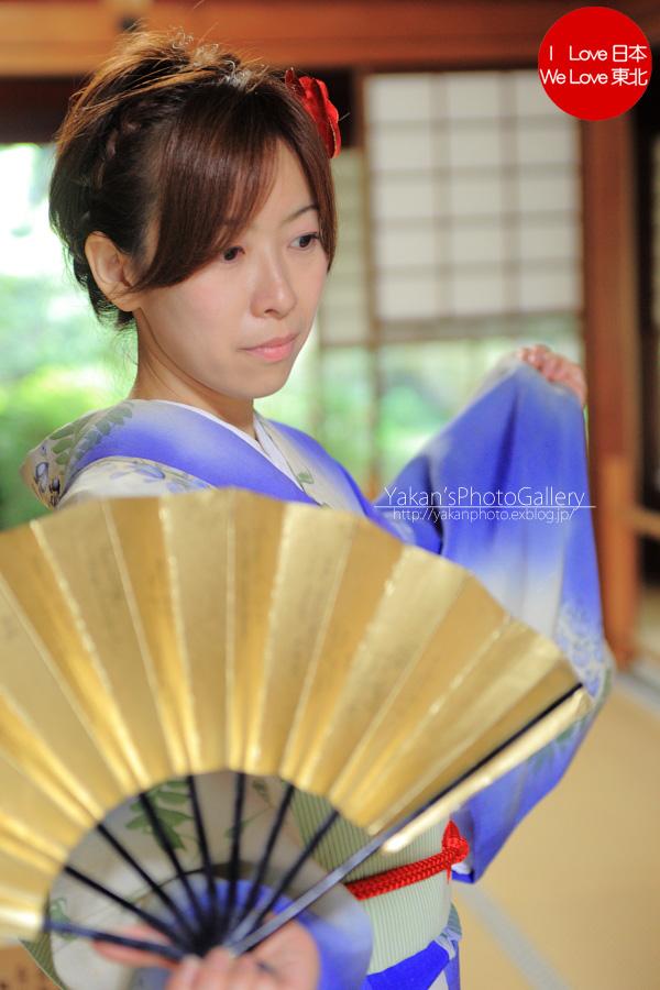 「そうだ 金沢、行こう。」と誘われ着物美女写真撮影 03 「舞」編_b0157849_21435622.jpg