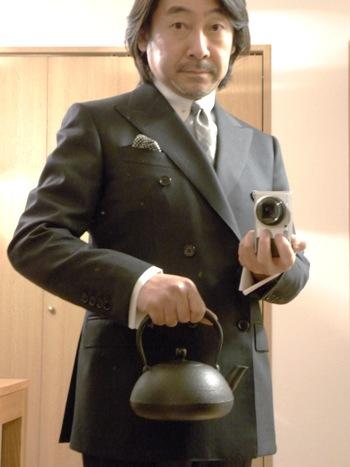 """「鉄っぽいスーツがいいな!」 ~""""結婚式にお呼ばれ""""でも~  ~""""ビジネスの舞台""""でも~ 編 _c0177259_1837474.jpg"""