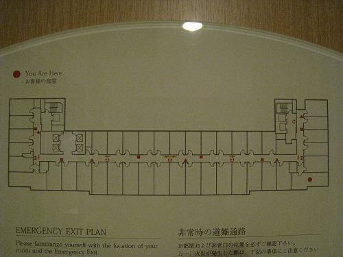 5月 ホテルオークラ福岡 コーナーデラックス ベッドルーム_a0055835_1635767.jpg