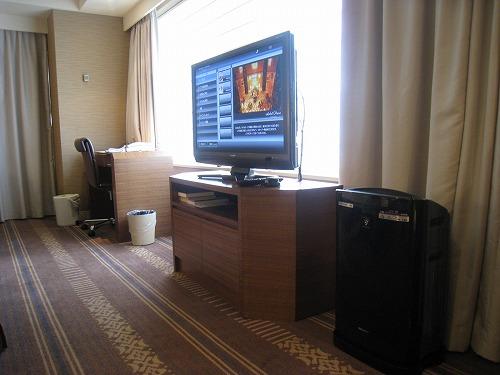 5月 ホテルオークラ福岡 コーナーデラックス ベッドルーム_a0055835_16451170.jpg