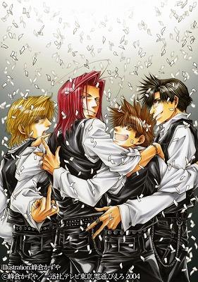 ドラマCD「最遊記」Memorial Pack、7月21日発売!_e0025035_21272975.jpg