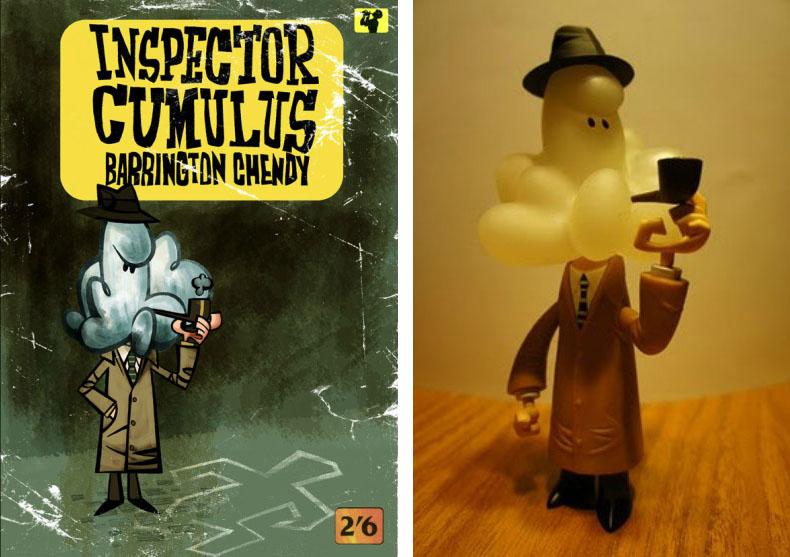 Inspector Cumulusなど、新作入荷中。_a0077842_21533058.jpg