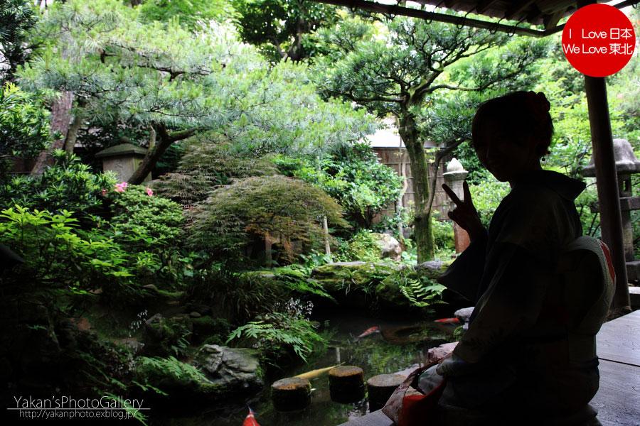 「そうだ 金沢、行こう。」と誘われ着物美女写真撮影 04 長町武家屋敷編~露出変更版追加~_b0157849_1785512.jpg
