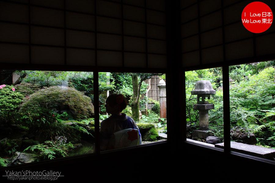 「そうだ 金沢、行こう。」と誘われ着物美女写真撮影 04 長町武家屋敷編~露出変更版追加~_b0157849_178665.jpg