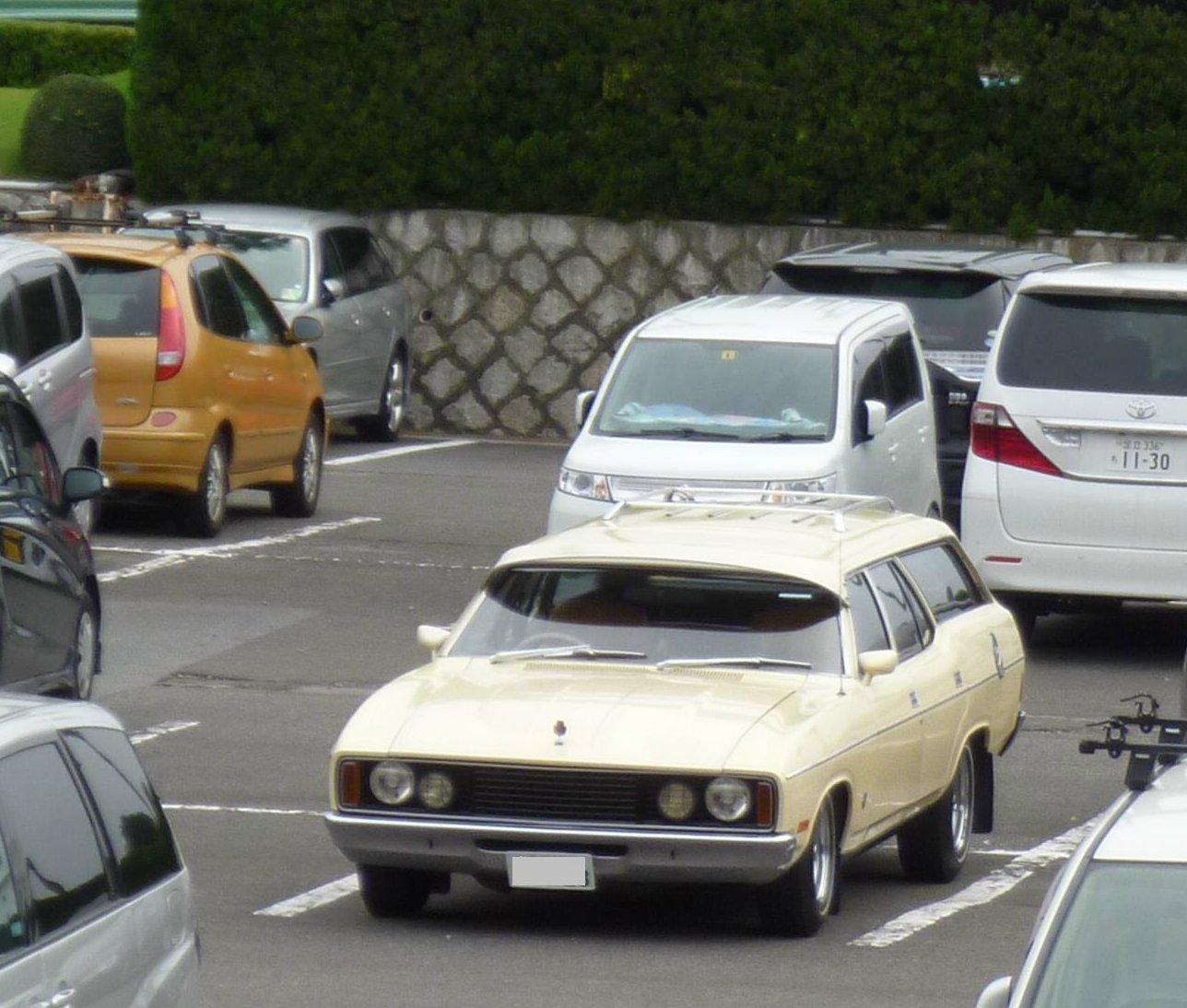 オーストラリア・フォード : TOKYO CAR WATCHING 東京カーウォッチング