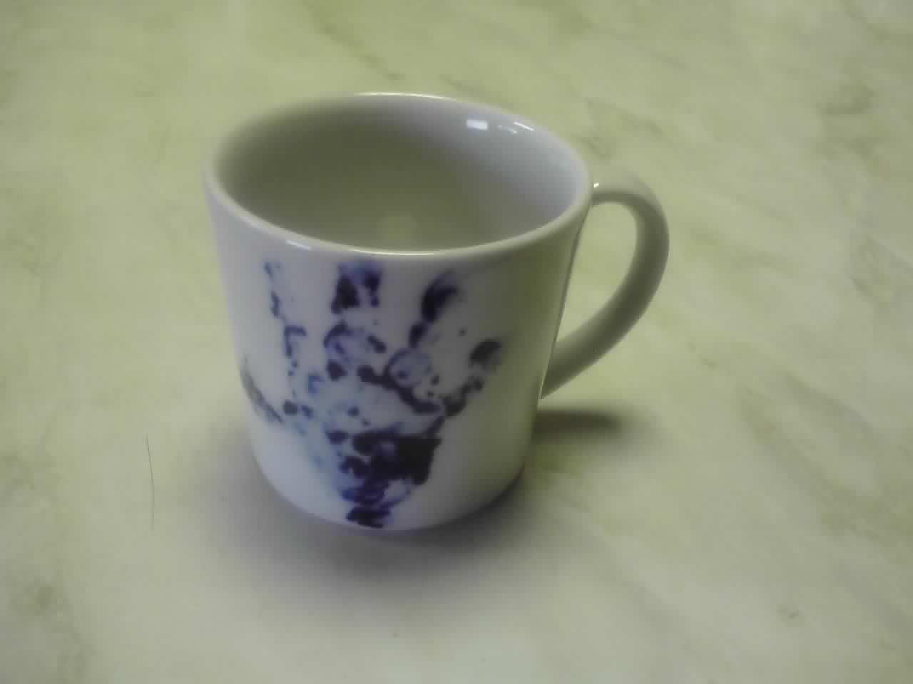 手形のコーヒーカップ_e0028417_19313952.jpg