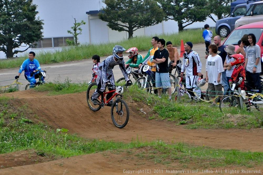2011JOSF緑山6月定期戦VOL4:MTBエキスパート決勝_b0065730_23125697.jpg