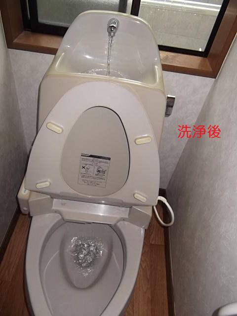 換気扇、トイレ、汚水マス洗浄_c0186441_19571568.jpg