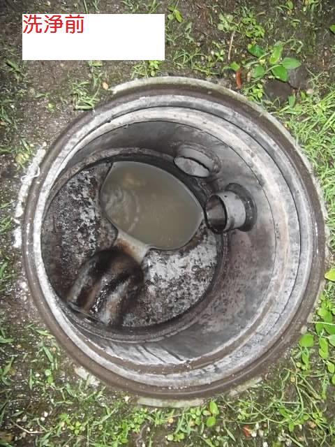 換気扇、トイレ、汚水マス洗浄_c0186441_2034157.jpg