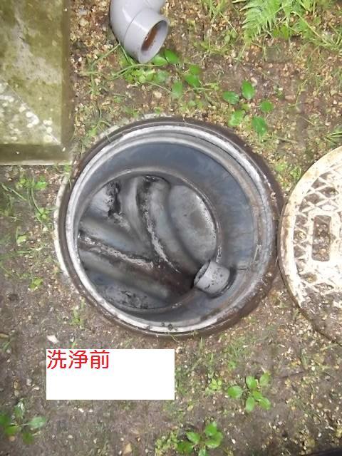 換気扇、トイレ、汚水マス洗浄_c0186441_2044969.jpg