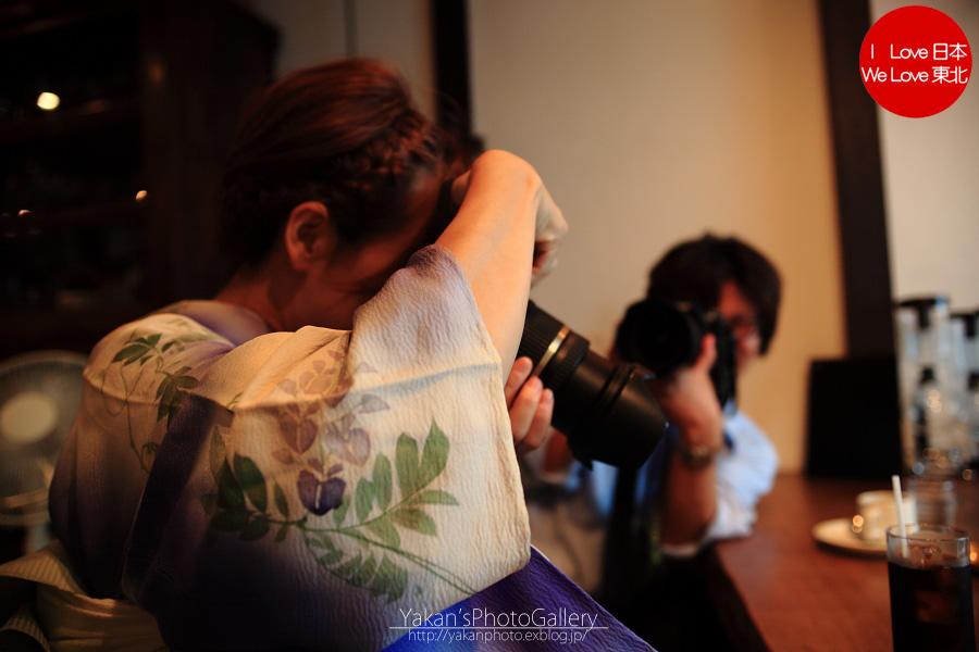 「そうだ 金沢、行こう。」と誘われ着物美女写真撮影 05 茶房&barのゴーシュ編 ~クリック募金追加~_b0157849_1461180.jpg