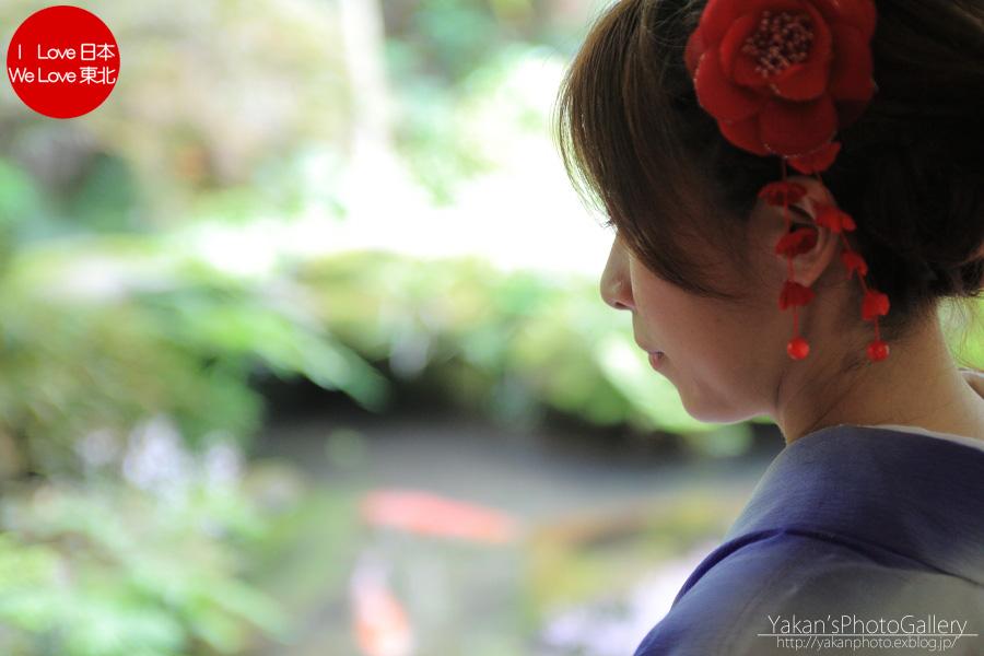 「そうだ 金沢、行こう。」と誘われ着物美女写真撮影 04 長町武家屋敷編~露出変更版追加~_b0157849_8505312.jpg