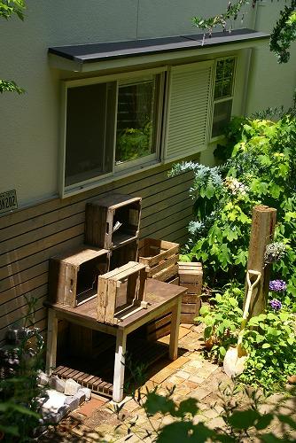 庭が雑貨屋さんみたいに大変身!_d0083761_19244066.jpg