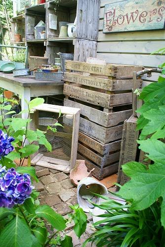 庭が雑貨屋さんみたいに大変身!_d0083761_1937674.jpg