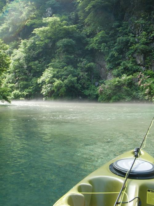 桂湖 今年初です! カヤックでGO!_b0151262_2326933.jpg