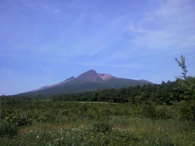 北海道駒ヶ岳の写真_b0106766_16394827.jpg