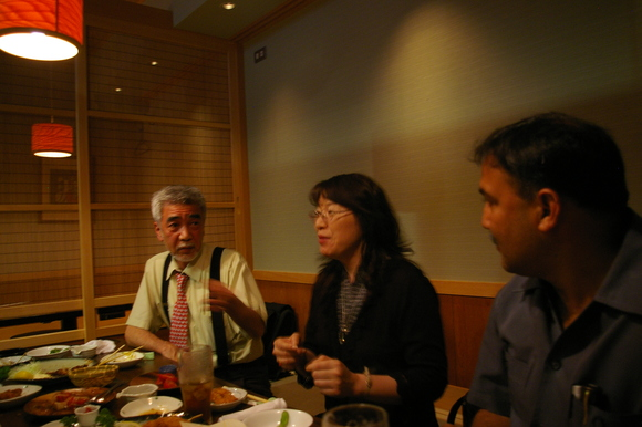 Days in Tokyo, with Prof.Mallah#3_a0186568_22162715.jpg