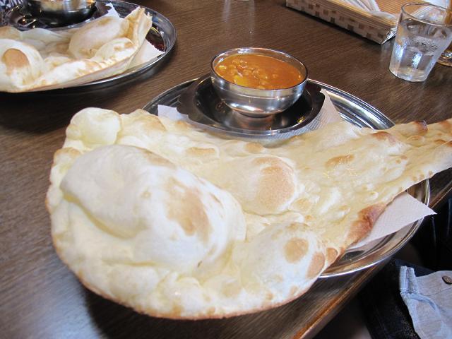 すごく美味しいインド料理店ご紹介!_b0019674_015727.jpg