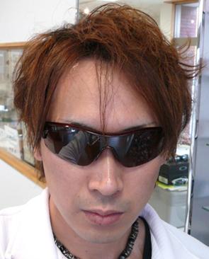 OAKLEY RADAR用GOODMAN調光レンズ!_c0003493_94856.jpg