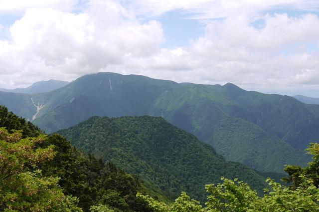 稲村ヶ岳・山上ヶ岳_e0214805_6502466.jpg