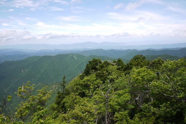 稲村ヶ岳・山上ヶ岳_e0214805_650343.jpg