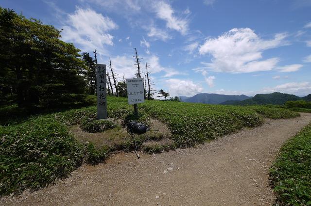 稲村ヶ岳・山上ヶ岳_e0214805_6543232.jpg