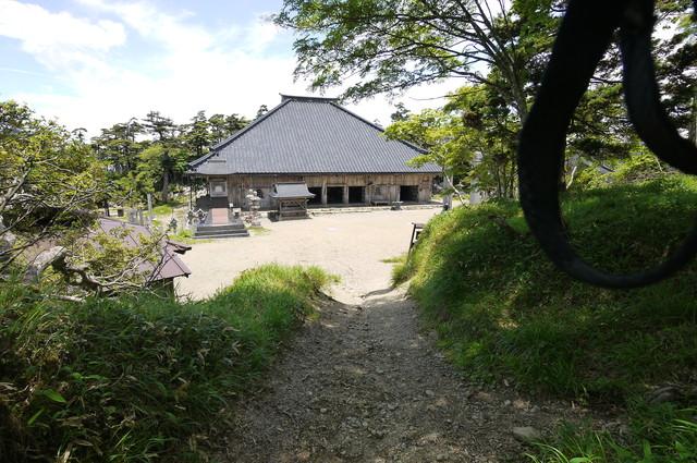 稲村ヶ岳・山上ヶ岳_e0214805_6544748.jpg