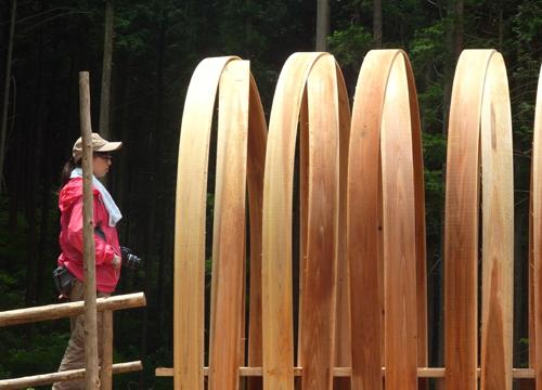 アートピクニック やま編 2011フィールドワーク「山の基地」_e0203309_2054578.jpg