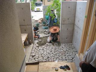 「和田の家」造園工事_b0179213_20484719.jpg