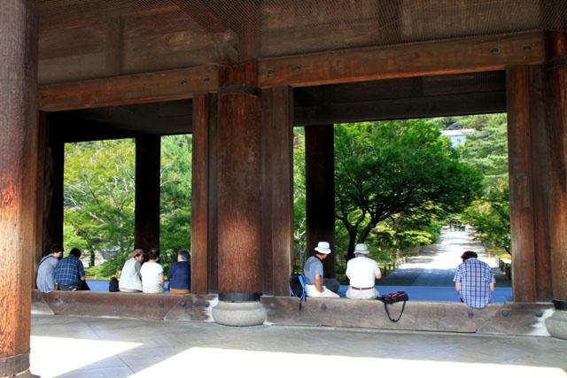 南禅寺 三門_e0048413_18451545.jpg