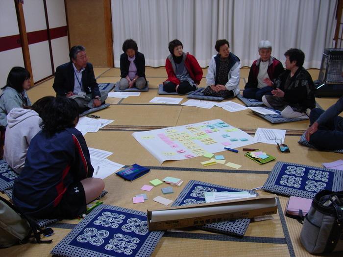 わらび試食会の打ち合わせ 6月14日_d0206420_643560.jpg